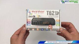 Відео огляд World Vision T62D