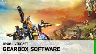 Hrej.cz Vidcast #62: Gearbox Software