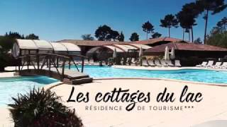 Les cottages du lac *** - Parentis-en-Born - Landes