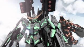 Gundam Unicorn OST 4 - 11. A LETTER nZK Ver.