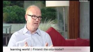 euronews learning world - Finland: First in Class thumbnail