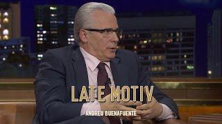 """LATE MOTIV - Baltasar Garzón. """"En el punto de mira""""   #Latemotiv163"""
