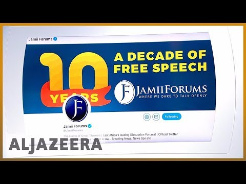 🇹🇿 Tanzania law for online content 'threatens free speech' |