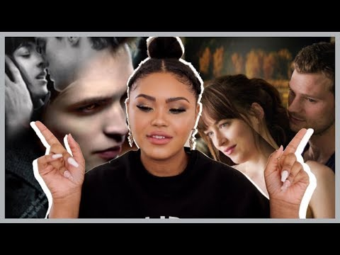 """""""FIFTY SHADES OF GREY"""" IS TWILIGHT IF IT WERE A COMEDY