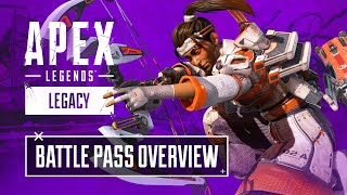 Apex Legends: Legacy Battle Pass Trailer