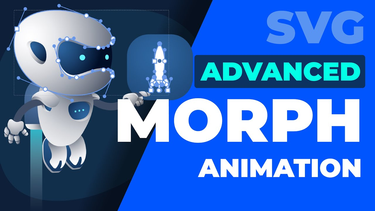 Advanced Morph Animation Tutorial | SVGator