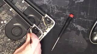 Differences Between 2011 and 2012 MacBook Pros / Using a 2011 Screen Assembly on a 2012