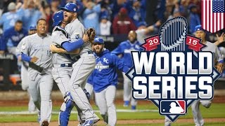 Kansas City Royals win World Series 2015: Royals crush New York Mets 7-2 in Game 5