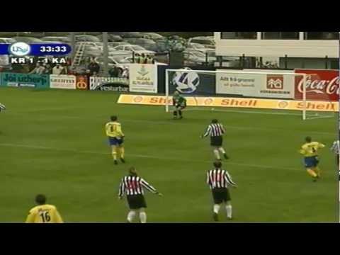 Örn Kató Hauksson vs KR 2003