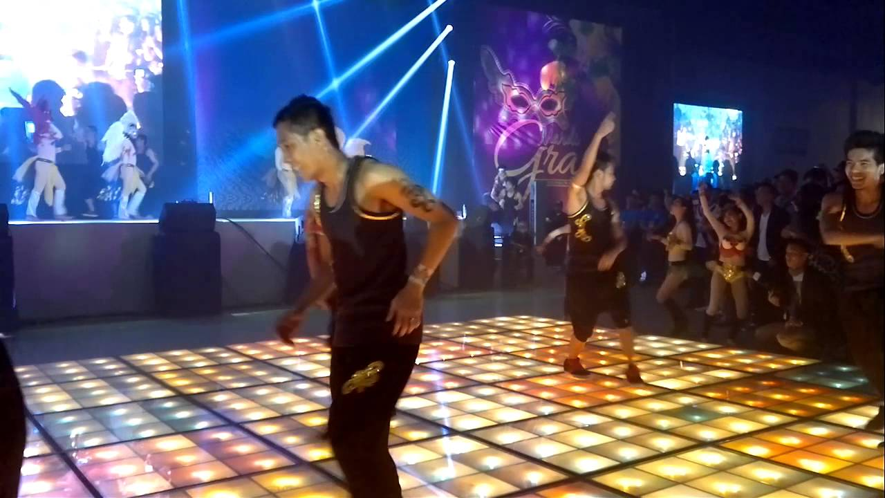 Teleperformance Christmas Party Dance 2012 - YouTube