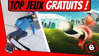 TOP JEUX GRATUITS 2019 #6 - Une sélection de jeux Free to Play pour PC !