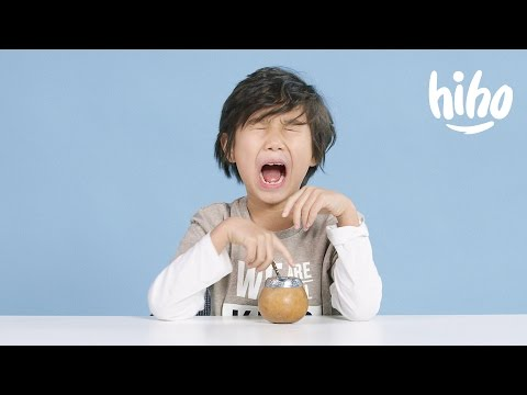 Tea | American Kids Try Food from Around the World - Ep 15 | Kids Try | Cut