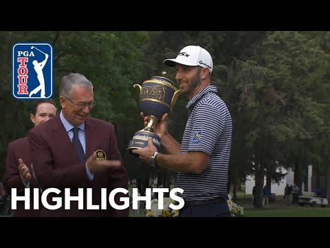 Highlights | Round 4 | WGC-Mexico 2019