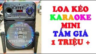 Loa Kéo Karaoke Mini 2020 - BOSE 306   Loa Kẹo Kéo Hay Tầm Giá 1 triệu