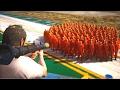 【GTA5】100人同時に死刑執行する16の方法 / HOW TO KILL 100+ PEOPLE AT THE SAME TIME