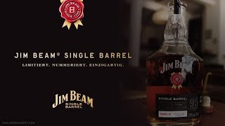 Jim Beam Single Baŗrel - Fred Noe Tasting