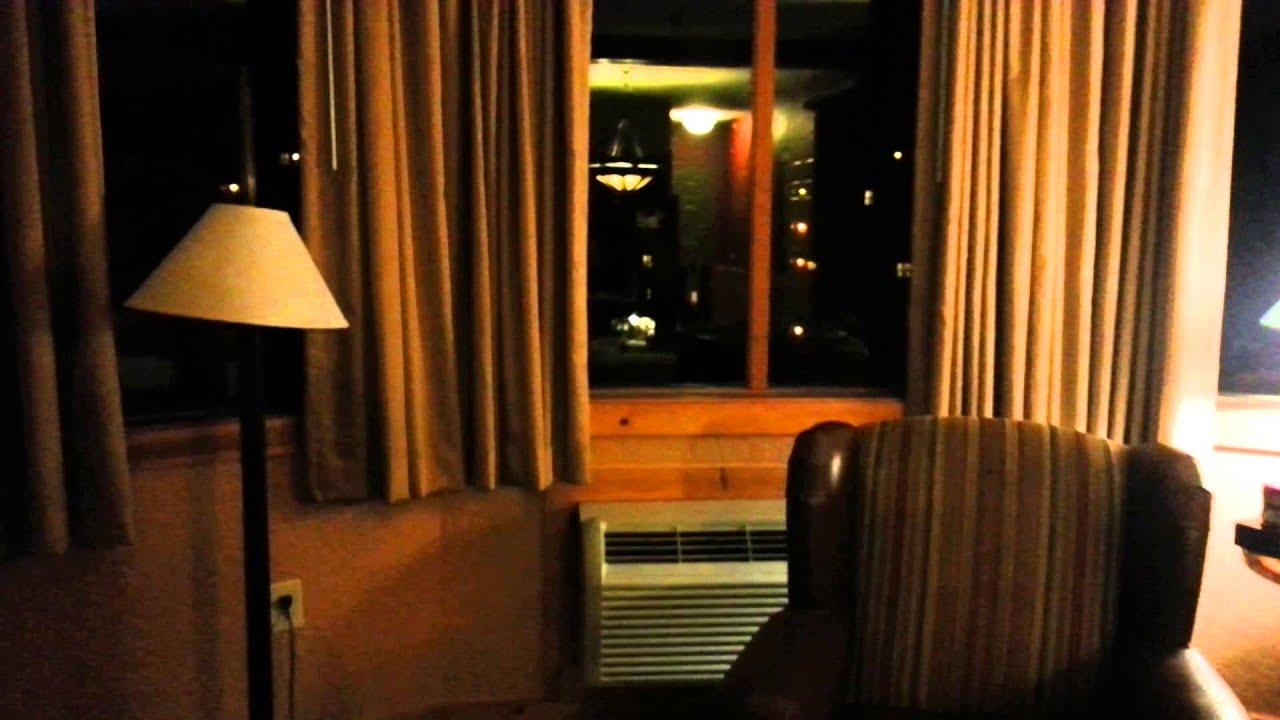 Wilderness At The Smokies 1 Bedroom Deluxe Suite Youtube