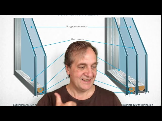Вебинар: Ширина дистанционной рамки в стеклопакете фахверкового дома