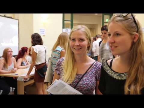 CEU Welcome Afternoon and Party 2016
