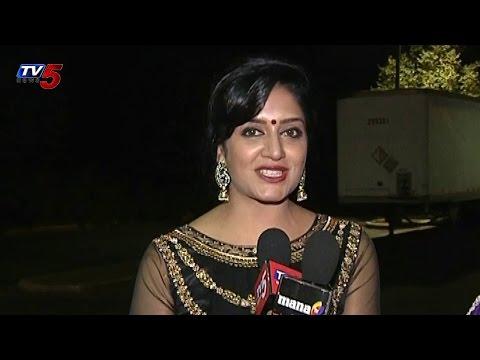 Womaania Ladies Night 2014 | Vimala Raman with TV5 News