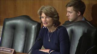 Senator Murkowski Speaks on Transparency of Health Care Costs
