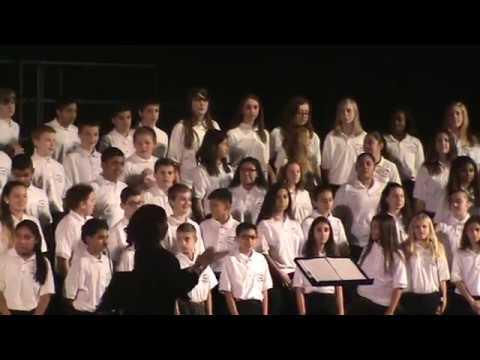 EMS 7th Grade Choir 2016 Winter Concert - Jingle Bell Dash