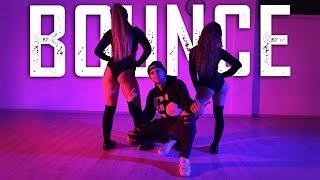 Элджеи BOUNCE Dance Video хореография Oleganikeev Choreography Ft Melindaefteni Twerk