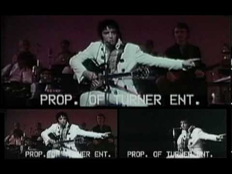 Elvis Presley - Little Sister/Get Back - Las Vegas Midnight Show 12.8.1970