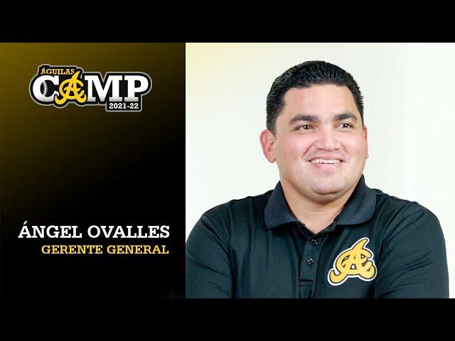 Ángel Ovalles mostró satisfacción por la primera semana de entrenamientos