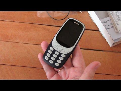 Nokia 3310 (2017) - последняя надежда!