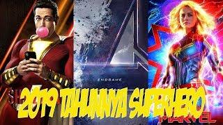 8 Film Superhero Yang Bakal Tayang Di Tahun 2019 (Recomended)