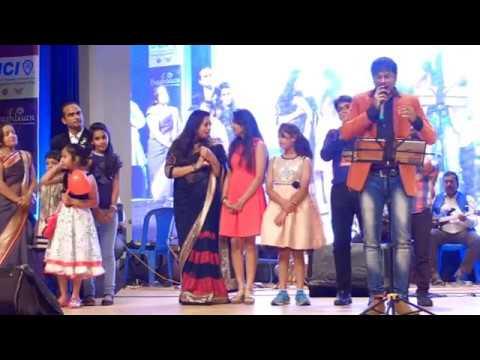 JINKO HAI BETIYAAN & MIX Daugher (BETI) Songs | Live By Vicky D Parekh At JCI Bangalore |