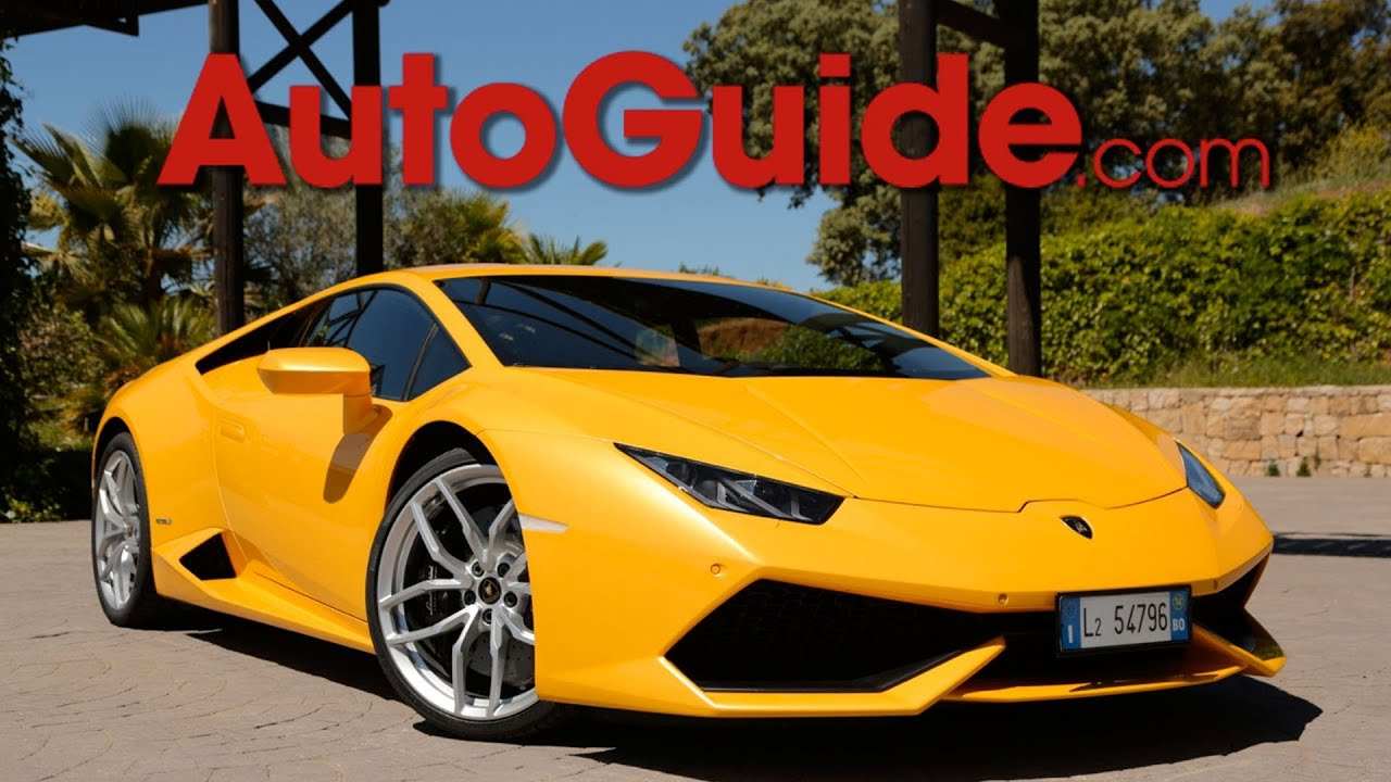 2015 lamborghini huracn lp 610 4 review first drive youtube