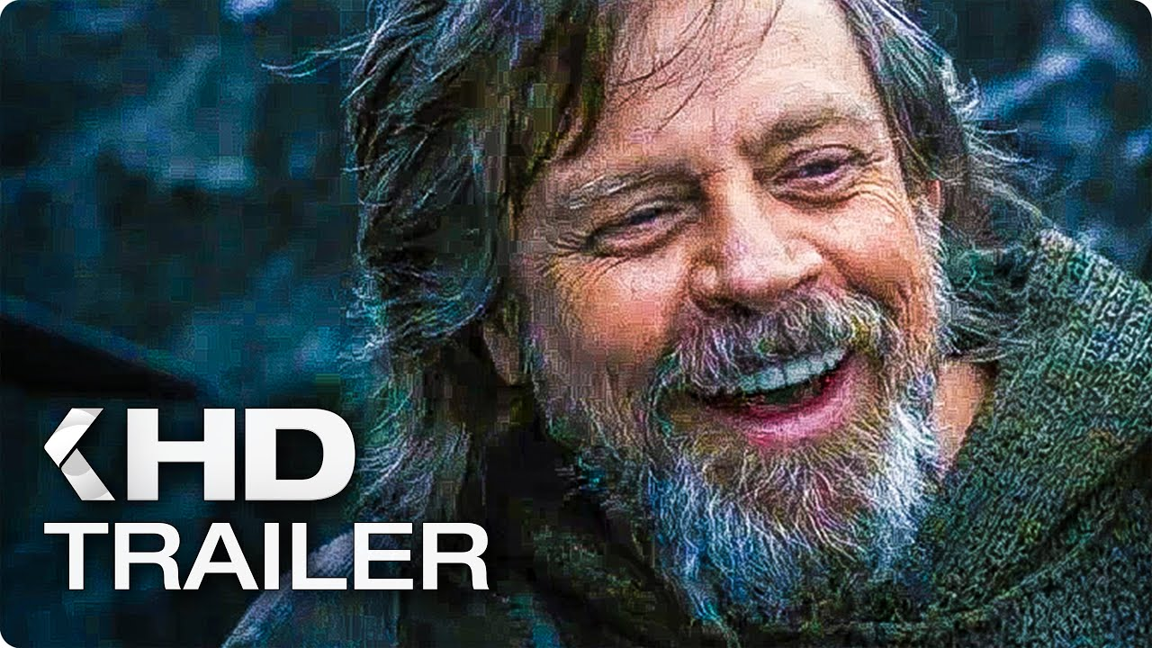 STAR WARS 8: The Last Jedi Making-Of & Trailer (2017)