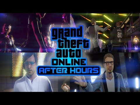 GTA Online After Hours DLC Trailer   New cars, Nightclub Details and GAY TONY