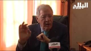 """جمال ولد عباس لـ """"البلاد"""": لقد اطلعت على الملف الصحي لعمار سعداني .. وهذا ما يجب أن تعرفوه"""