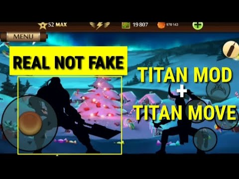 HOW TO DOWNLOAD SHADOW FIGHT 2🔥TITAN MOD+TITAN MOVE🔥
