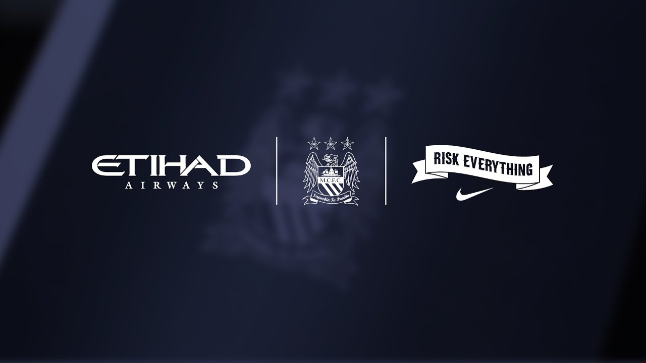 manchester city fc nike kit launch 20142015 etihad