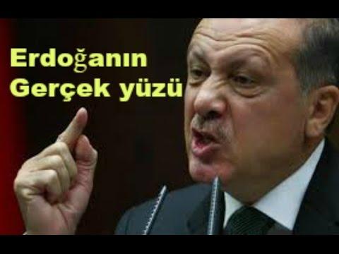 İşte Erdoğan`ın Gerçek Yüzü