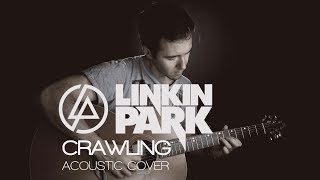 Gambar cover Linkin Park  - Crawling (acoustic cover)