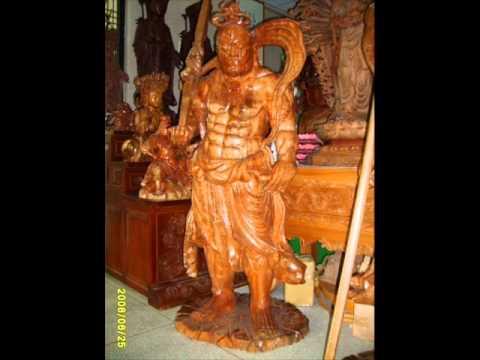 Bán Tượng Phật Bà Quan Âm Nghìn Mắt Nghìn Tay, Tượng Phật Ngàn Tay