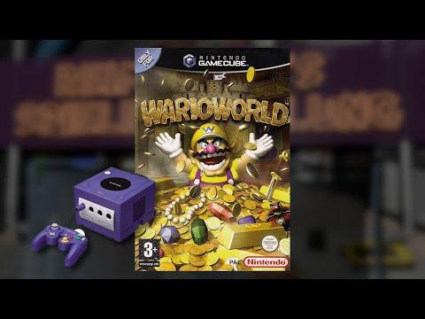 Gameplay : Wario World [GameCube]