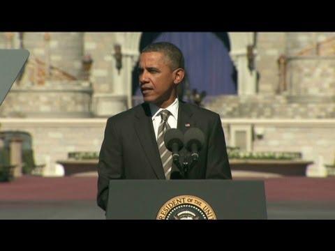 Obama touts new tourism plan