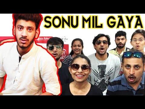 Sonu Song | Sonu Mil Gaya | Most Viral Sonu Song Funny Video by Naved Solanki