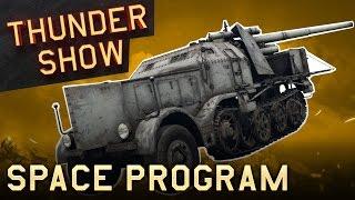 Thunder Show: Space program
