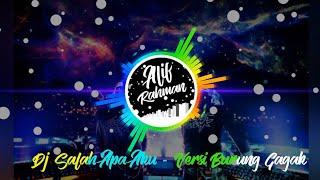 Dj Salah Apa Aku Versi Burung Gagak (Remix Slow Full Bass 2019)