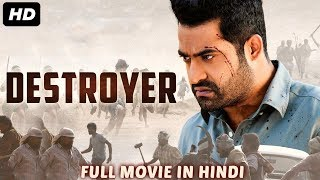 DESTROYER (2019) New Released Full Hindi Dubbed Movie | Jr NTR | South Movie 2019 thumbnail