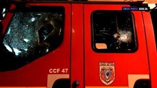 Pompiers agressés à Ajaccio: