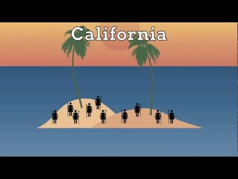 California - Fast Facts (Geography, Cities, History and More)
