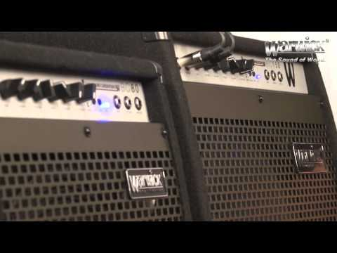 Warwick Amplification - The BC80 and BC150 - with Andy Irvine